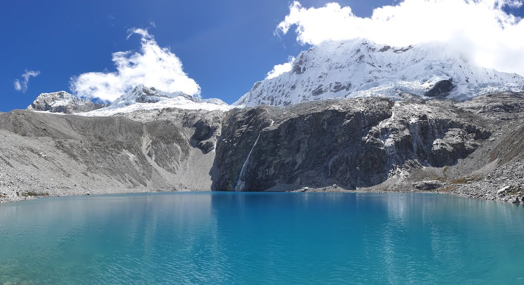 laguna 69 Huaraz parmi les plus beaux endroits du monde