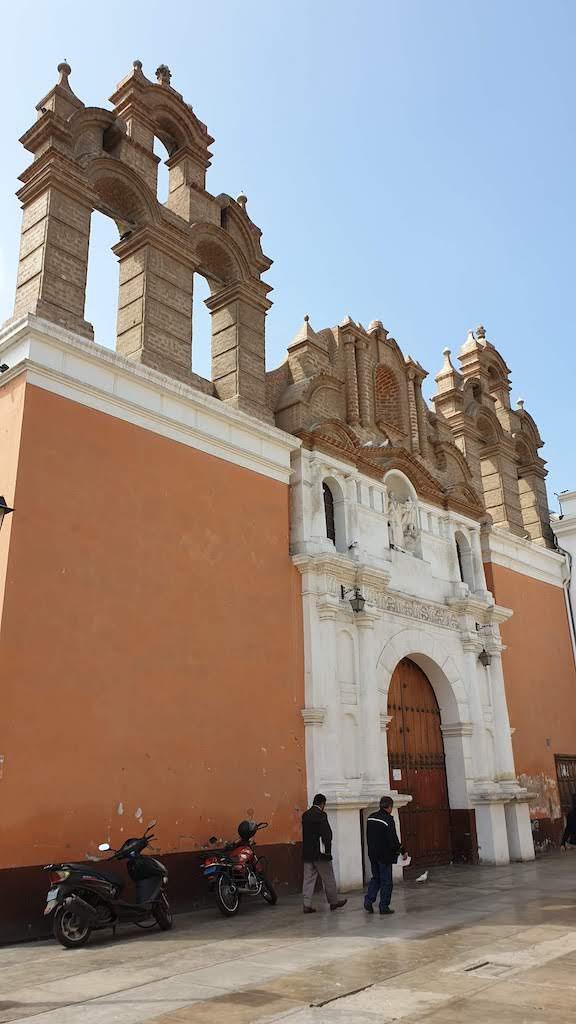 Iglesia de la Merced Trujillo