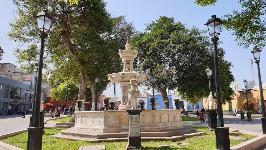 Plazuela El Recreo Trujillo
