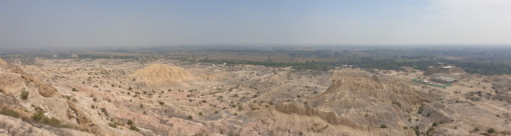 Mirador del Cerro Purgatorio Tucume