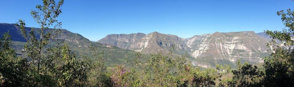 cascade de Gocta accessible depuis chachapoyas
