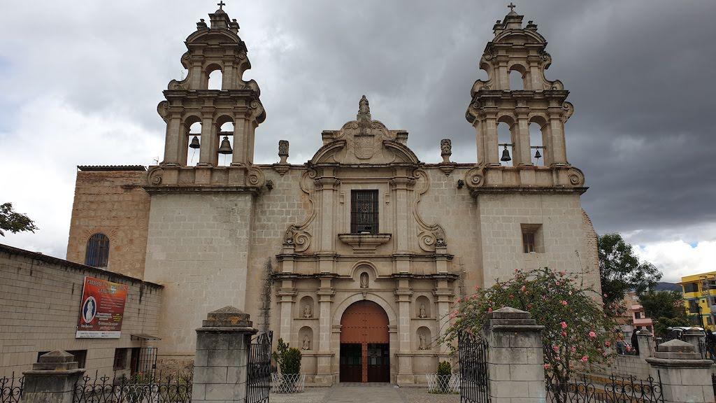 Convento Iglesia La Recoleta Cajamarca