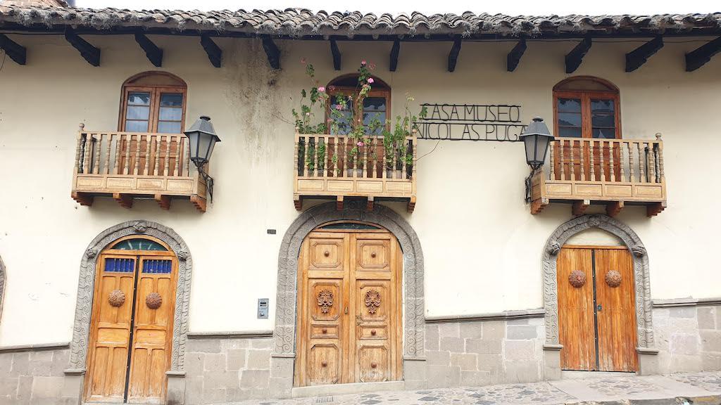 Casa museo Nicolas Puga Cajamarca