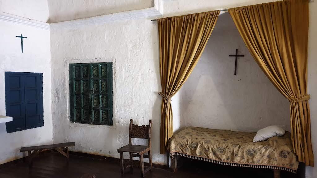 Couvent Santa Catalina cellule de none Arequipa