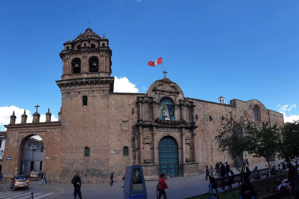 Convento de la Merced Cusco