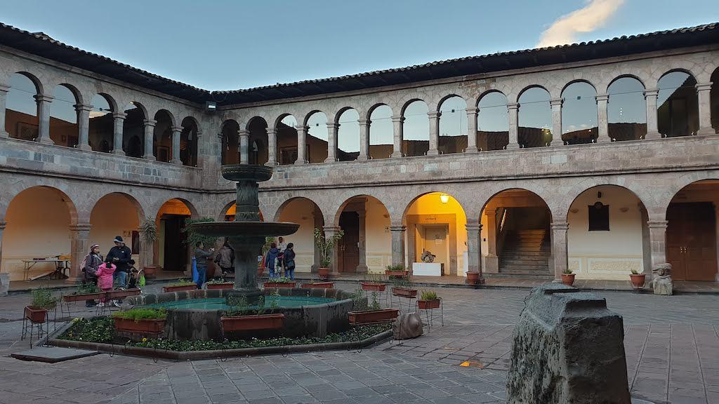 Museo de Arte contemporaneo Cusco