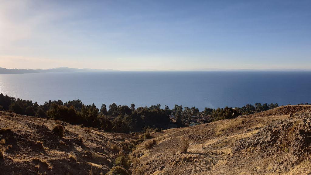 Lac Titicaca Île Amantani