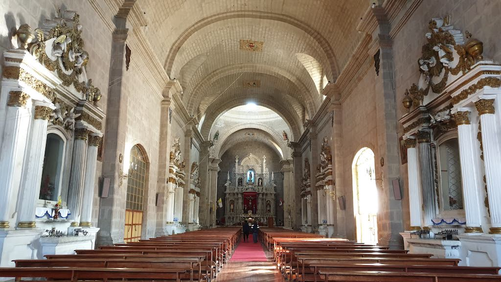 Cathédrale San Carlos Borromeo  Puno