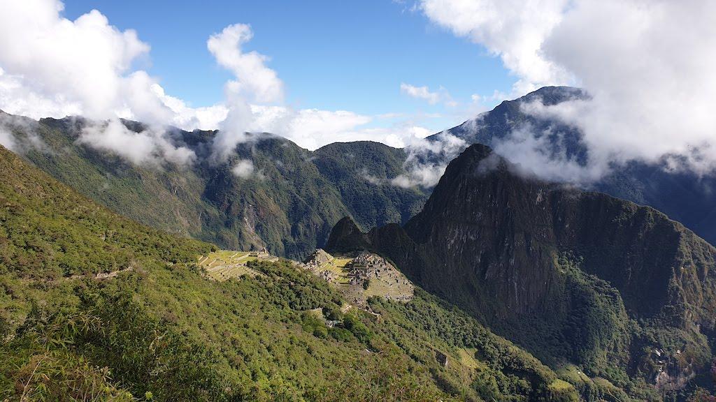 Porte du soleil Inti Punku Machu Picchu