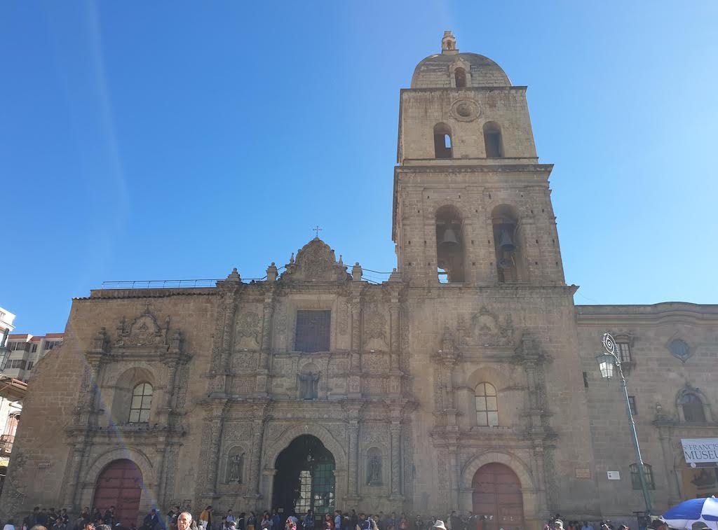 Iglesia de San Francisco La Paz