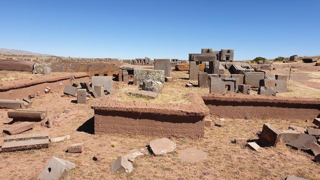 Pumapunku Tiwanaku