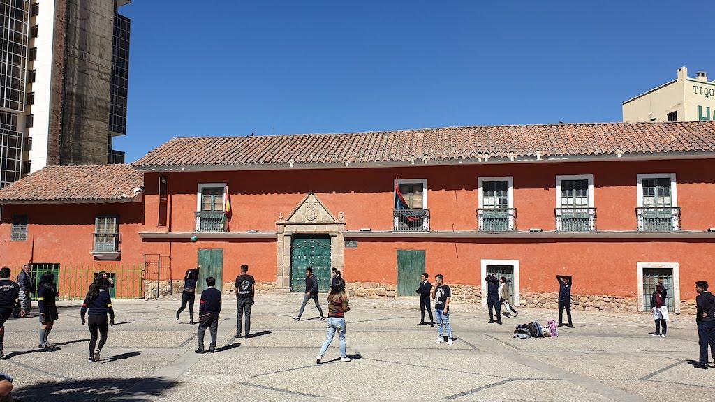 Museo Tambo Quirquincho La Paz