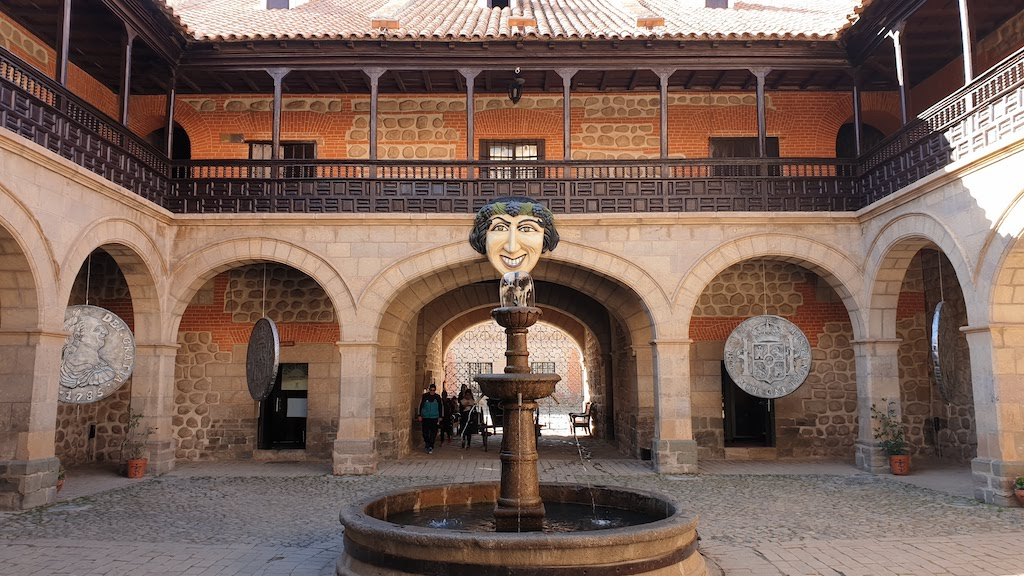 Maison de la monnaie Potosi