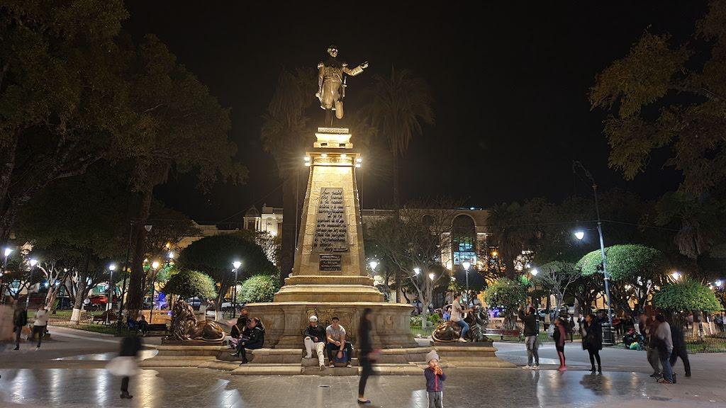 Statue de Sucre