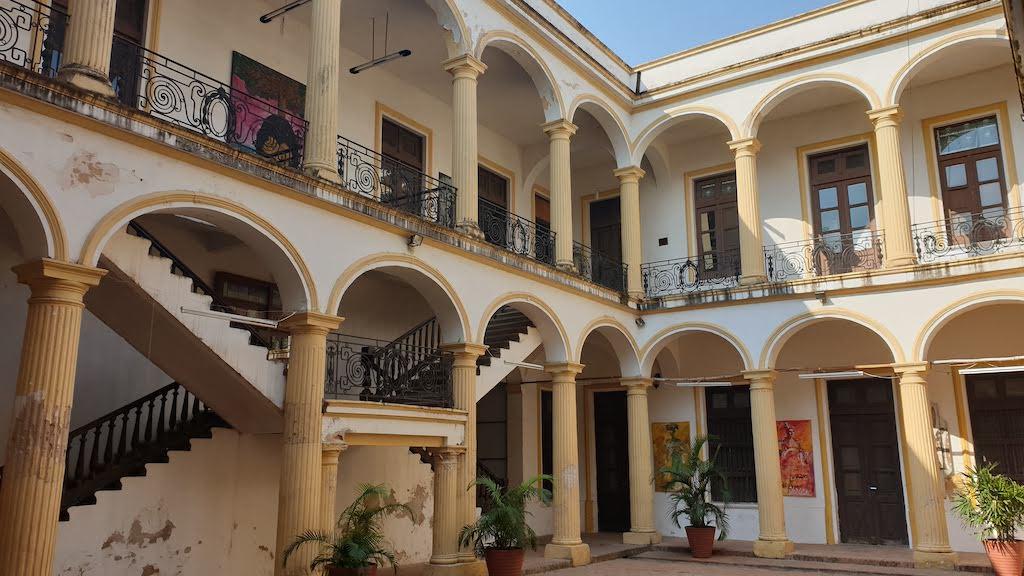 Museo de historia regional Santa Cruz