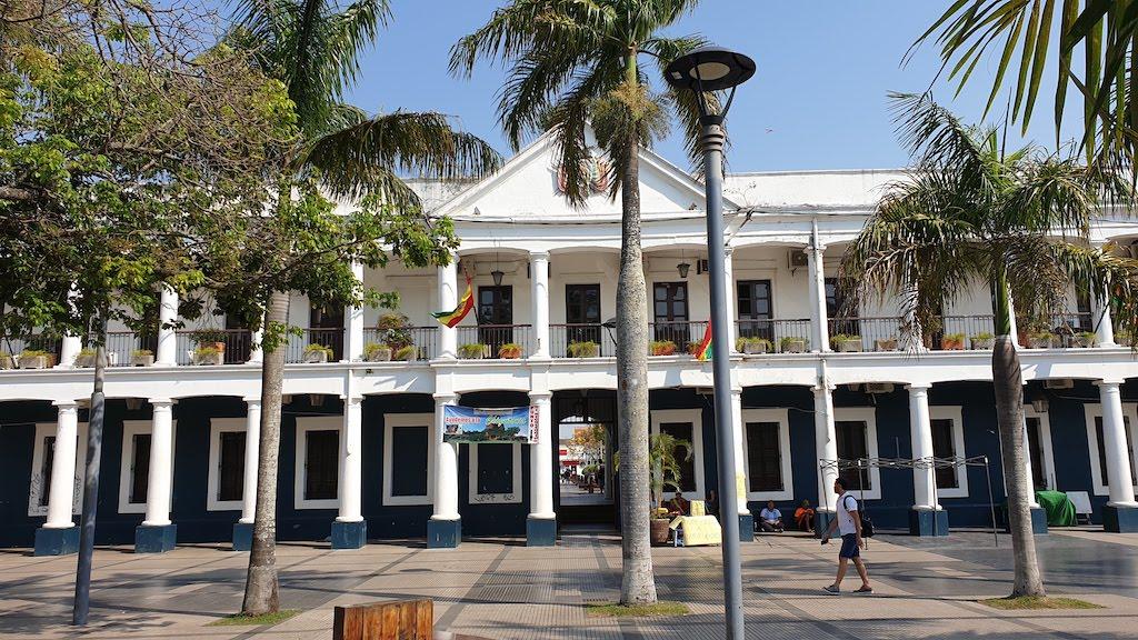 Maison coloniale Santa Cruz