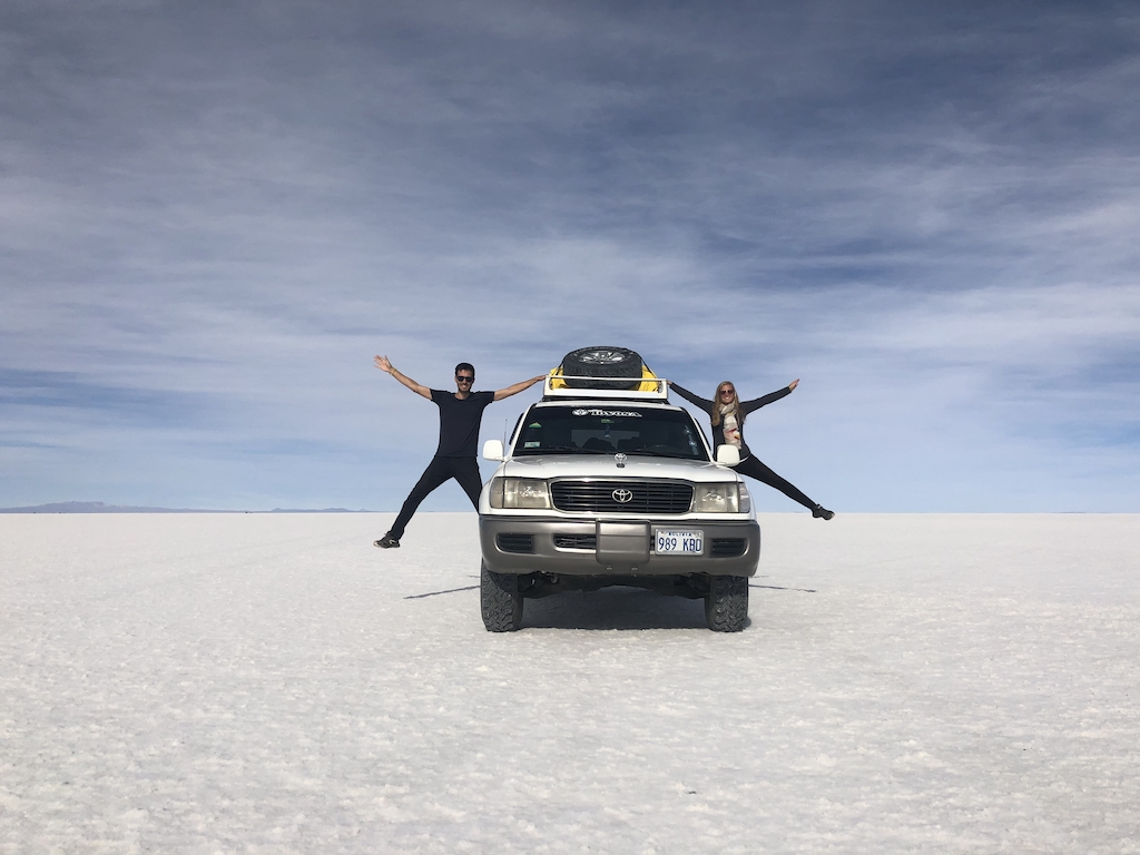excursion salar Uyuni