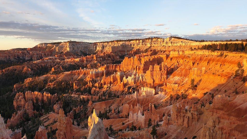 bryce canyon parmi les plus beaux endroits du monde