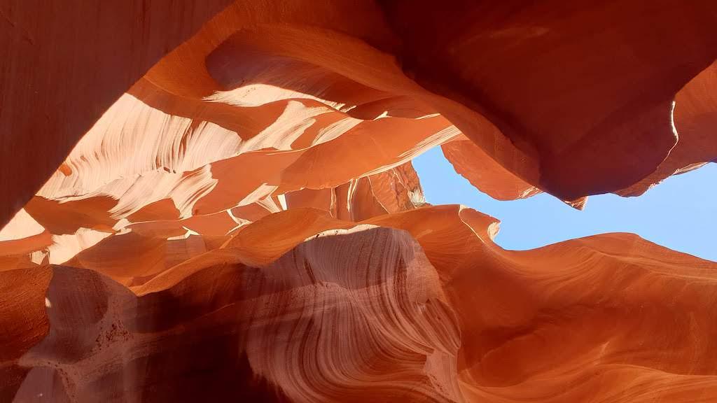 Antelope Canyon parmi les plus beaux endroits du monde