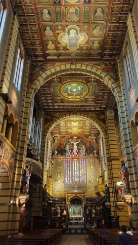 Basílica de Sao Bento Sao Paulo