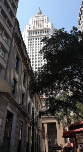 Edificio Altino Arantes Sao Paulo