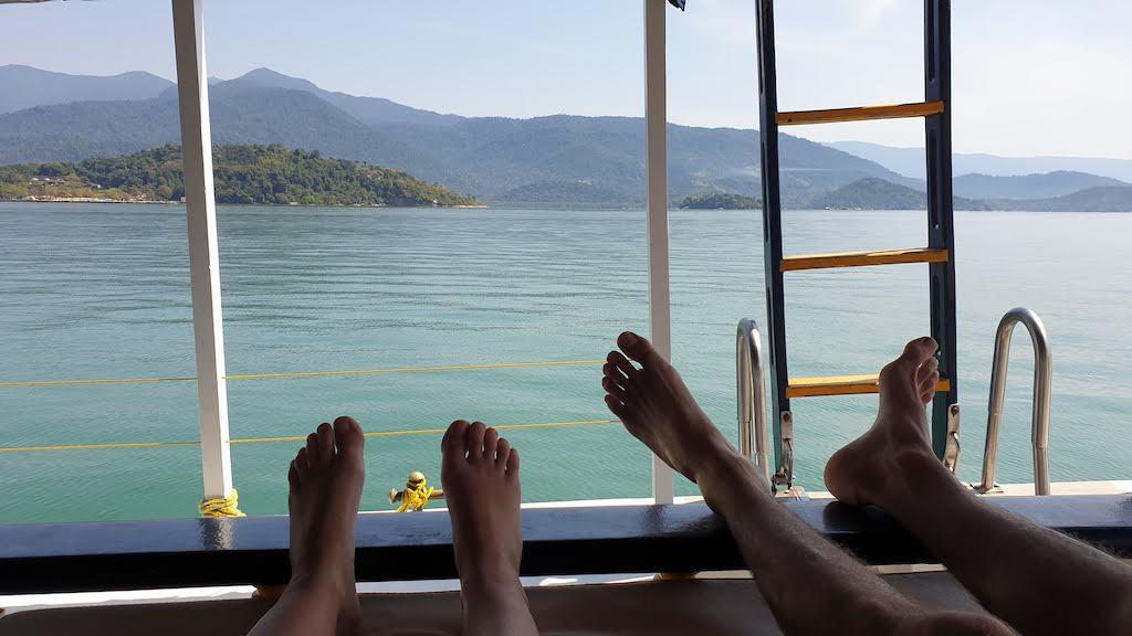 paraty excursion bateau