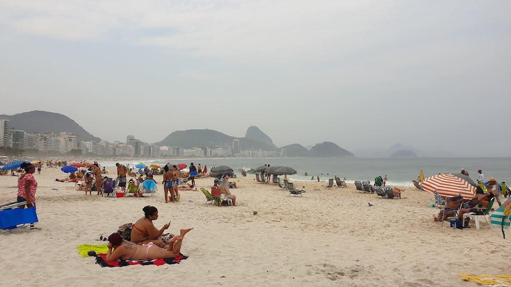 plage Copacabana Rio
