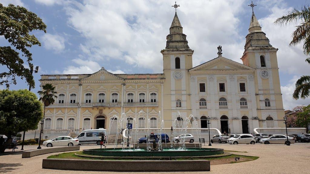 Cathedral da Sé Sao Luis