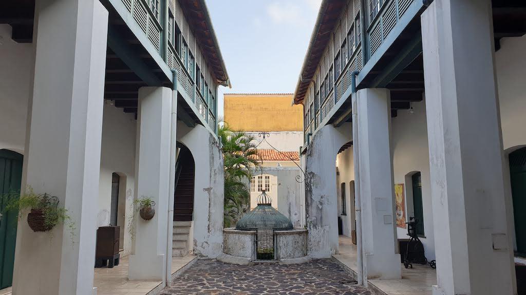 Museu Histórico e artistico do Maranhao
