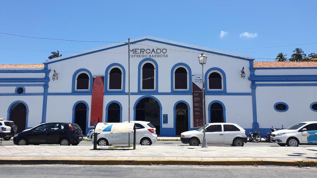 Centro Cultural Mercado Eufrasio Barbosa et Museu do Mamulengo
