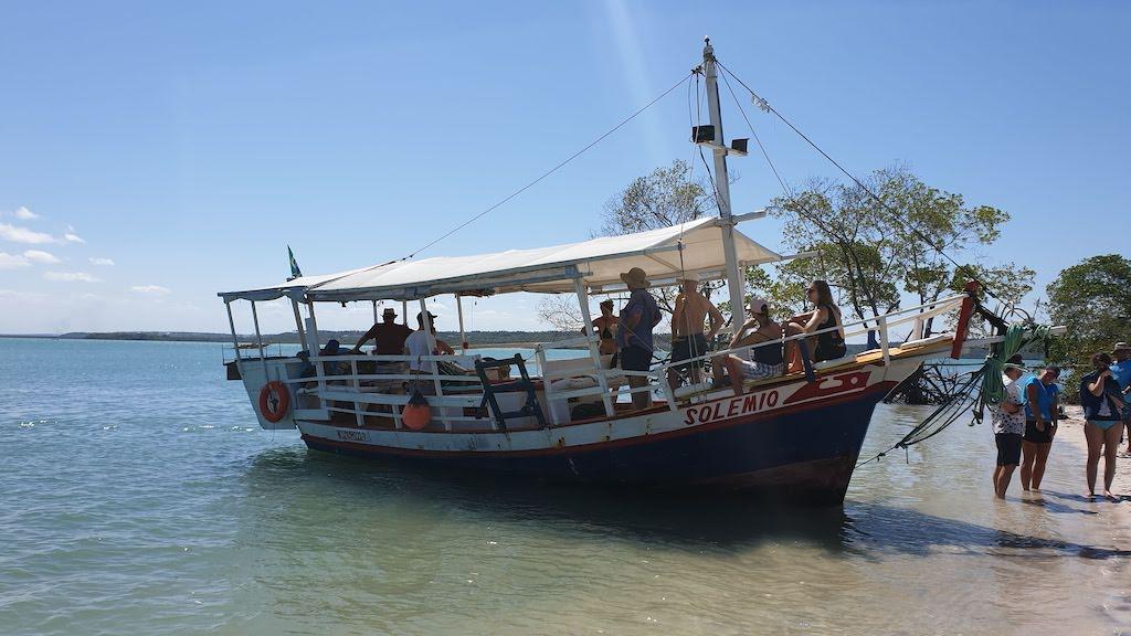 bateau Passeio de Barco Solemio