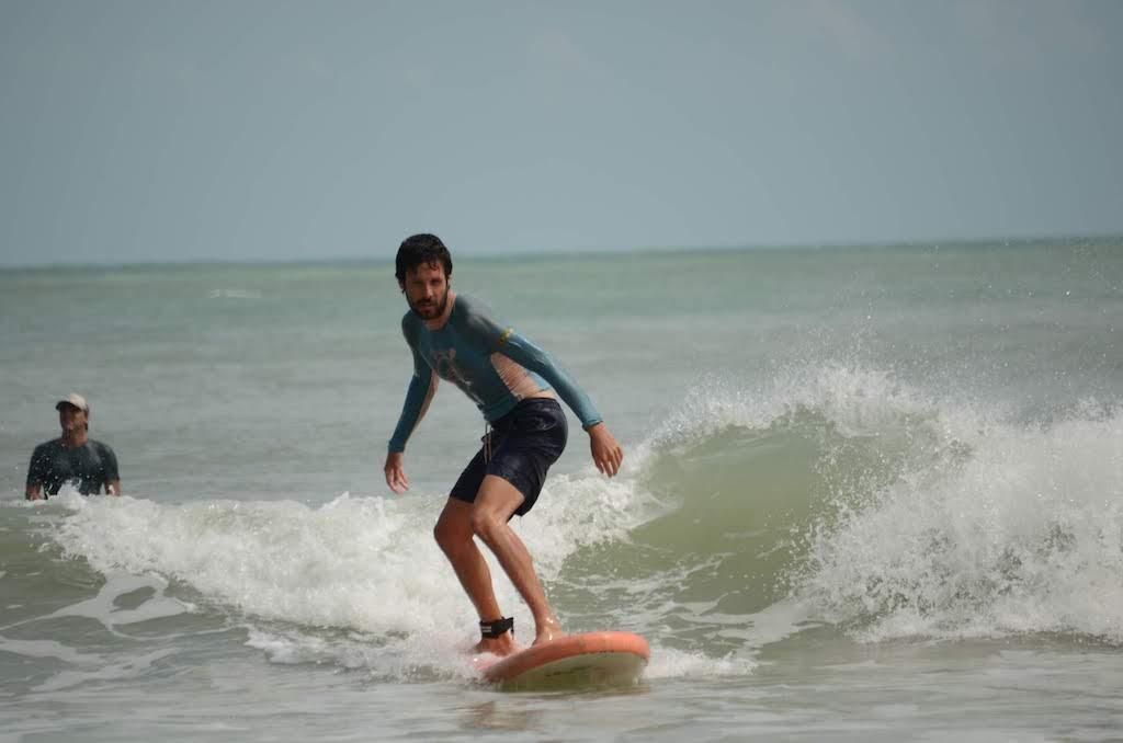 Pipa surf camp