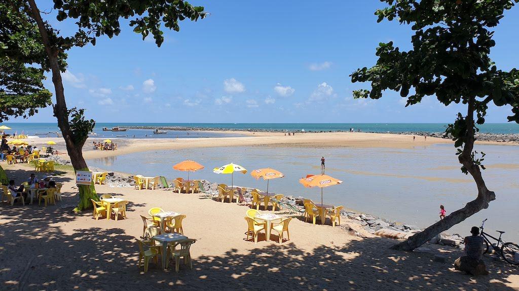 plage Olinda
