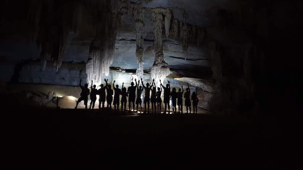 Grotte Lapa Doce Chapada Diamantina