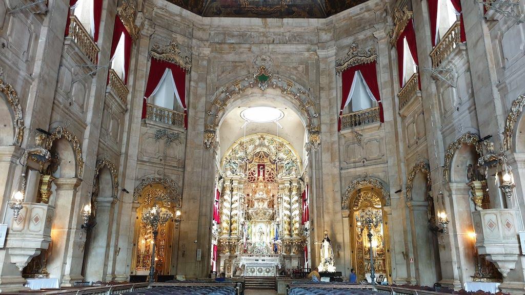 Igreja NS Conceição da Praia