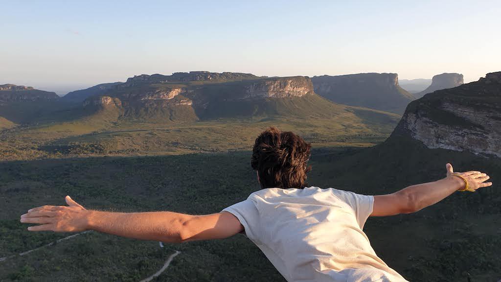 Morro do Pai Inácio Chapada Diamantina