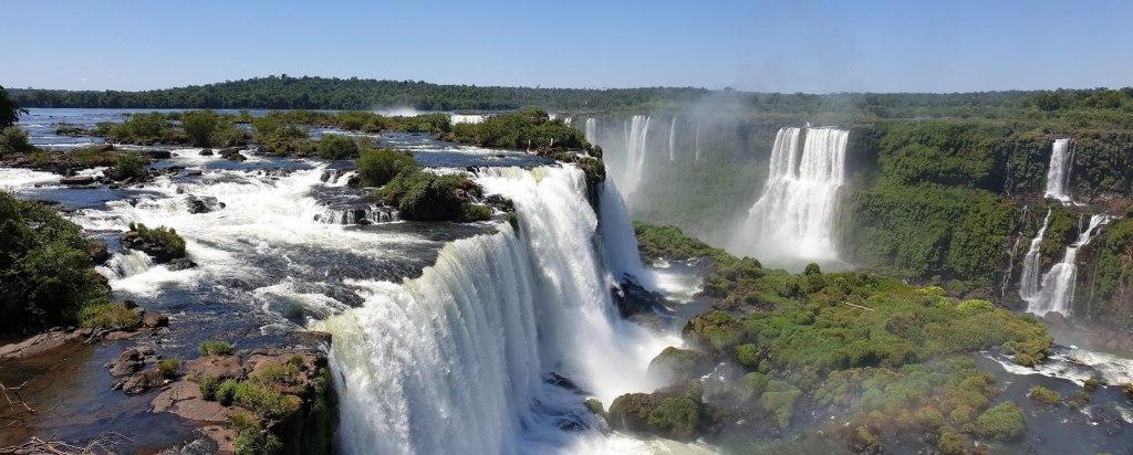 Chutes d'Iguaçu Brésil