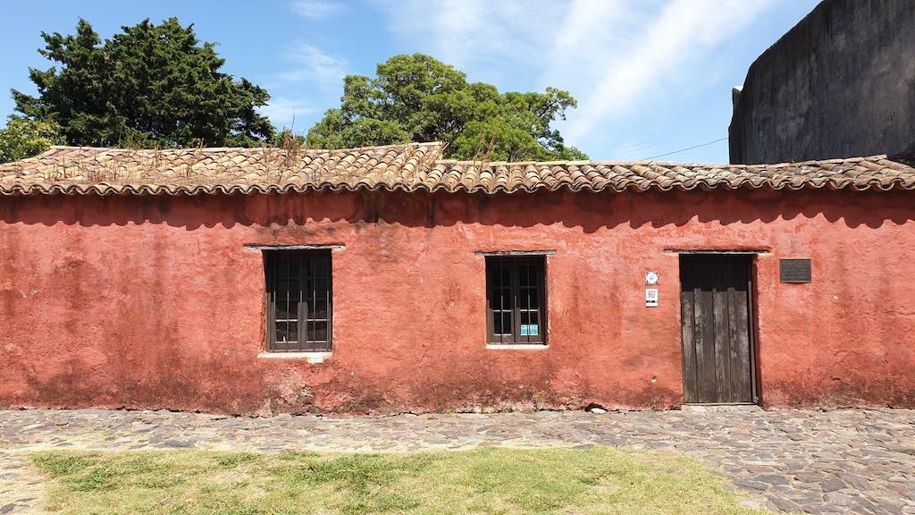 Casa de Nacarello à colonia del sacramento