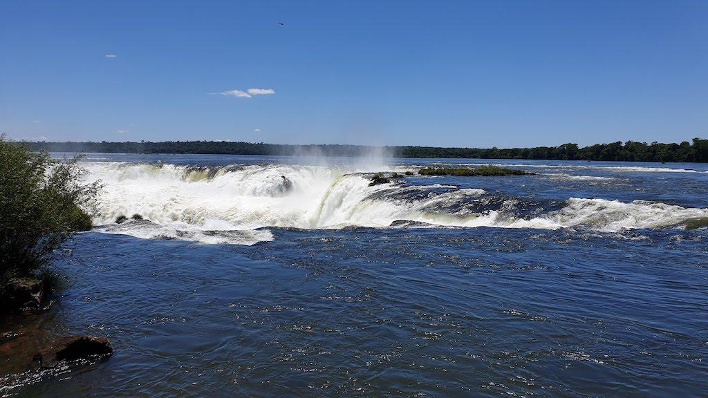 Garganta del Diablo Chutes Iguazu