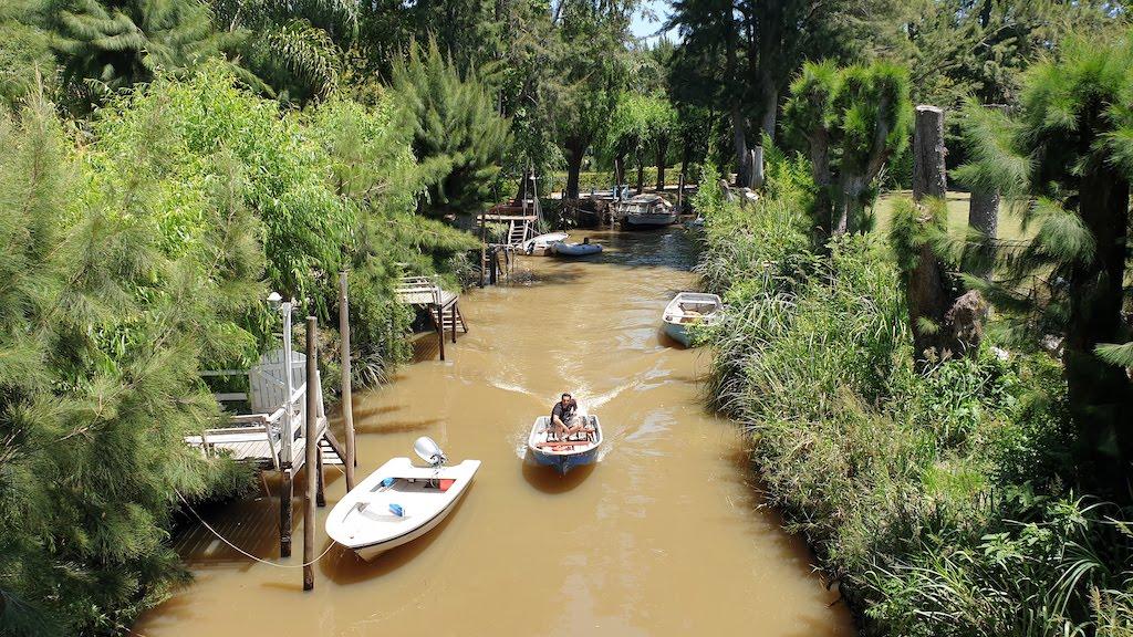 3 Bocas delta Tigre