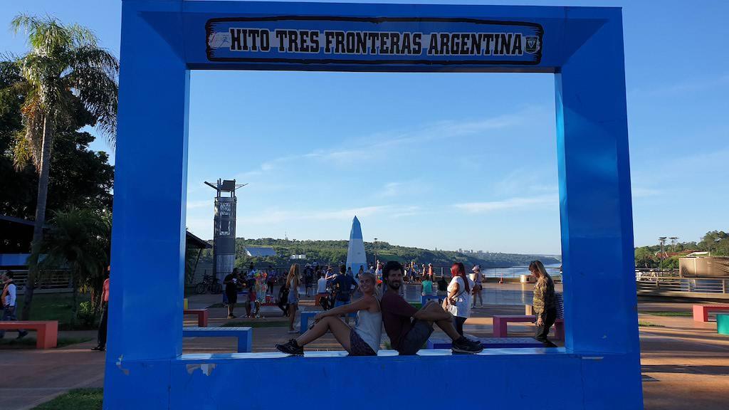 Hito Tres Fronteras
