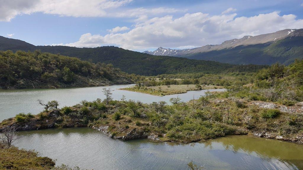 parc national Terre de Feu Ushuaia