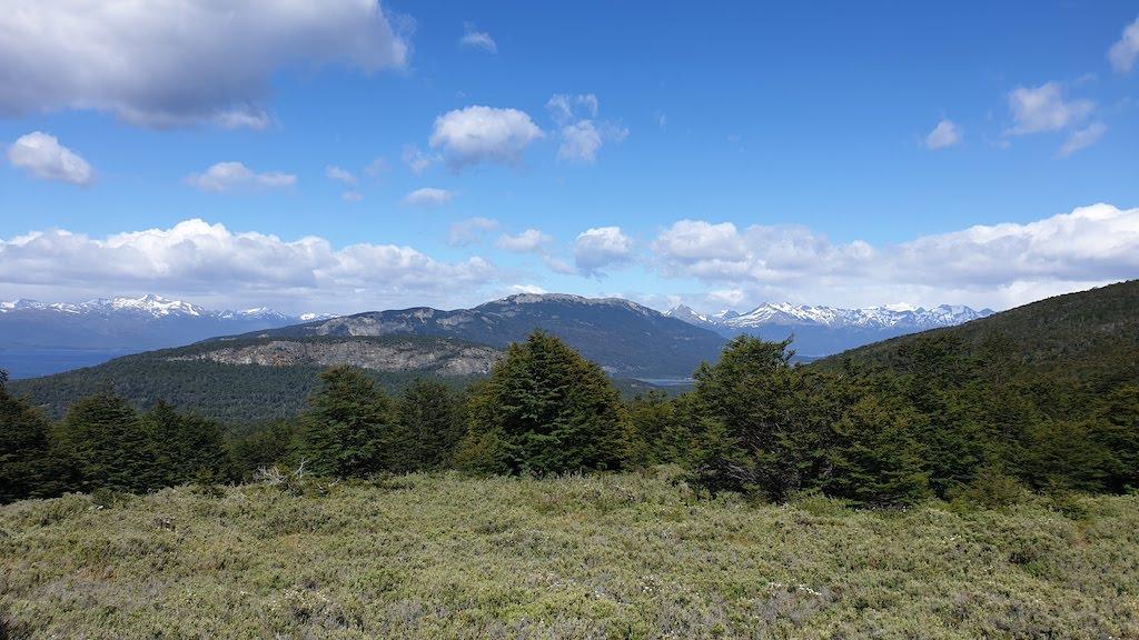 Pampa Alta parc national Terre de Feu