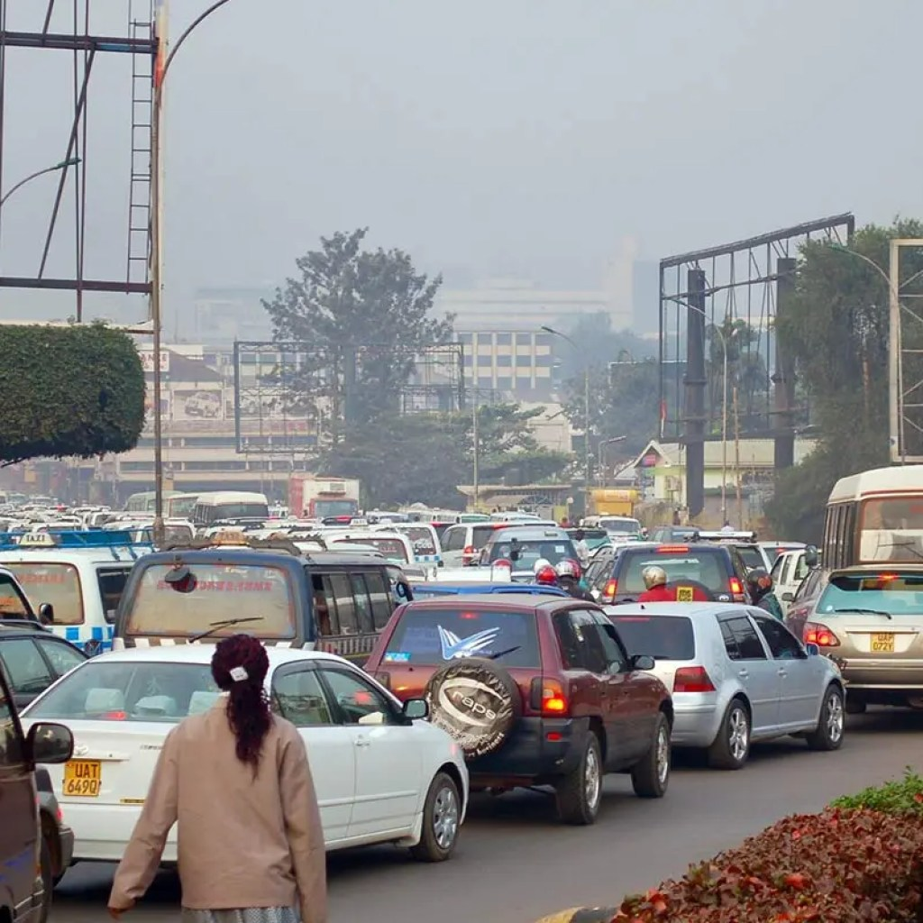 self driving in Kampala traffic: Uganda Travel advisory