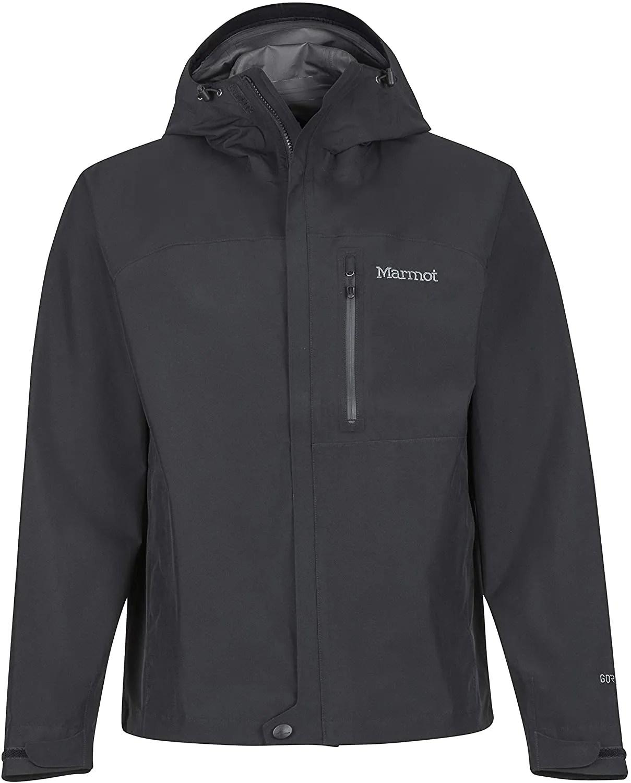 What to pack for your gorilla trekking tour trip: Marmot Men's Minimalist Lightweight Waterproof Rain Jacket