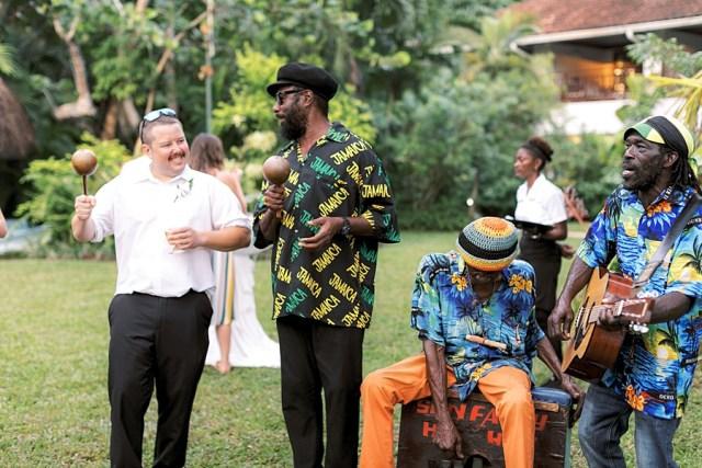 Destination mariage Negril Couples loin de la Jamaïque 0016