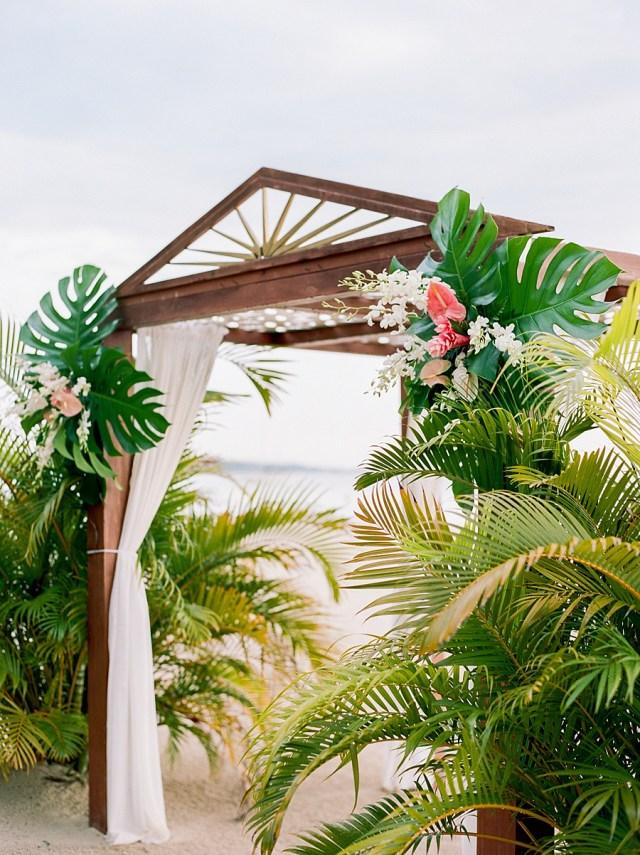 Destination mariage Negril Couples loin de la Jamaïque 0079