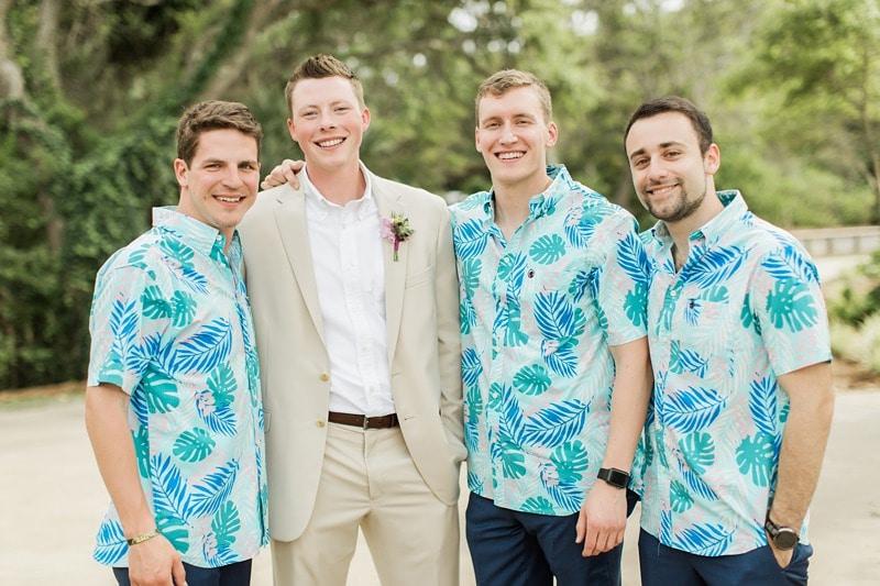 Destination Wedding at Omni Amelia Island 0043