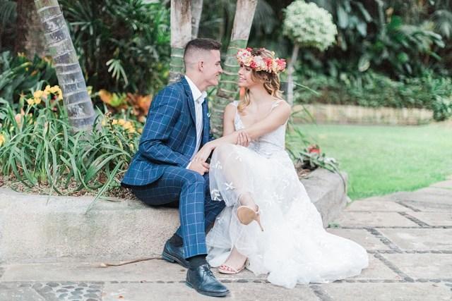 Hotel Botanico Tenerife Destination Wedding 1