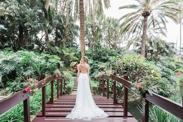 Hôtel Botanico Tenerife Destination Wedding 0084